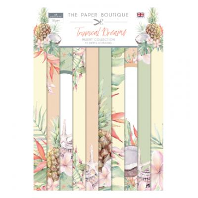 The Paper Boutique Tropical Dreams - Insert Collection