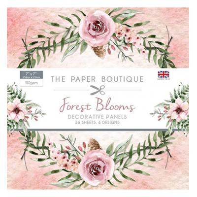 The Paper Boutique Forest Blooms - Panel Pad