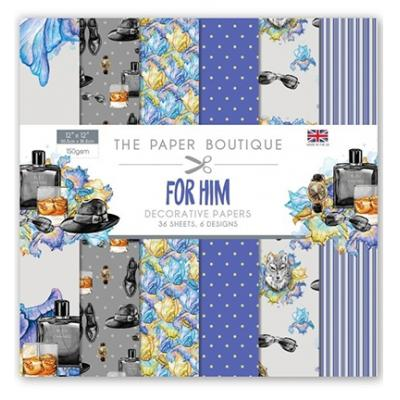 The Paper Boutique  - For Him