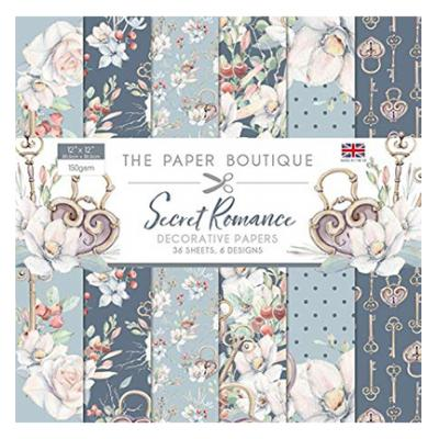 The Paper Boutique  - Secret Romance