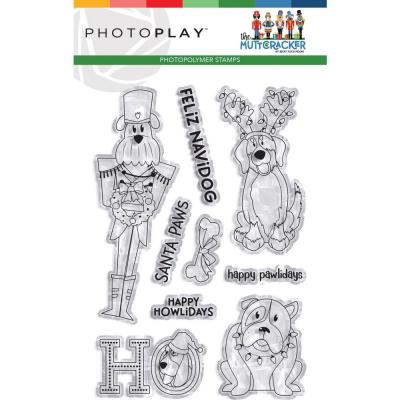 PhotoPlay Clear Stamps - Muttcracker