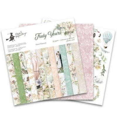 Piatek13 Paper Pad - Truly Yours
