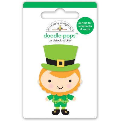 Doodlebugs Lots o' Luck - Little Leprechaun