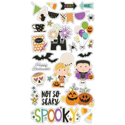 Simple Stories - Say Cheese Halloween - Chipboard Stickers