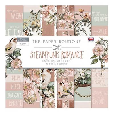 The Paper Boutique Steampunk Romance - Paper Pad