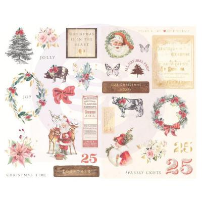 Prima Marketing - Stickers - Christmas In The Country