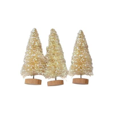 Prima Marketing - Sisal Trees - Christmas In The Country