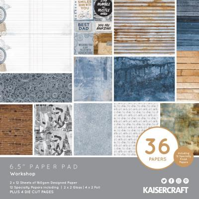 Kaisercraft Workshop - Paper Pad