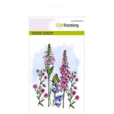 CraftEmotions - Clear Stamps - Wildblumen 3