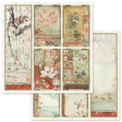 Stamperia  Oriental - Paintings