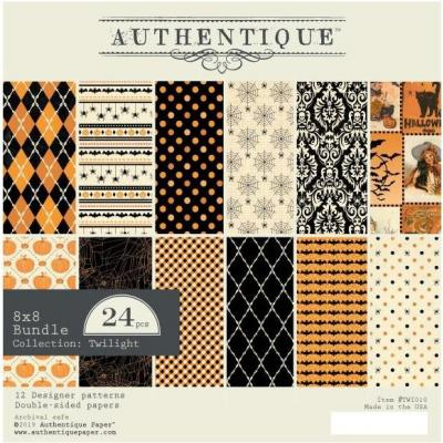 Authentique Paper Pad - Twilight
