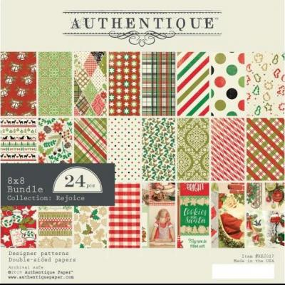 Authentique Rejoice - Paper Pad