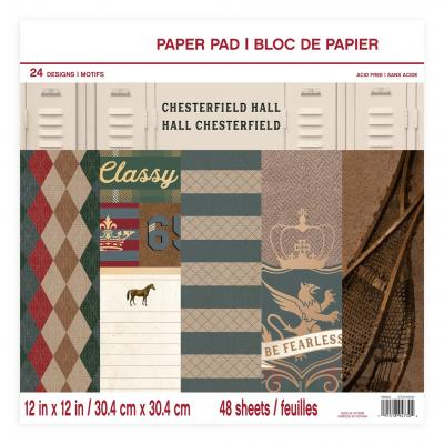 Craft Smith Designpapier - Chesterfield Hall
