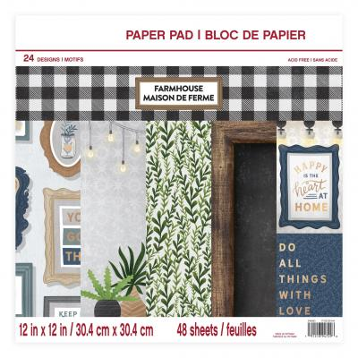 Craft Smith Designpapier - Farmhouse