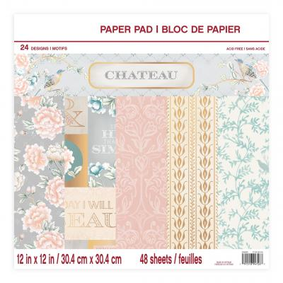 Craft Smith Designpapier - Chateau