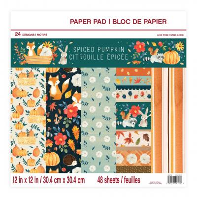 Craft Smith Designpapier - Spiced Pumpkin