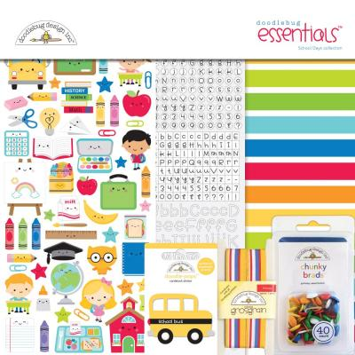Doodlebugs School Days - Essentials Kit