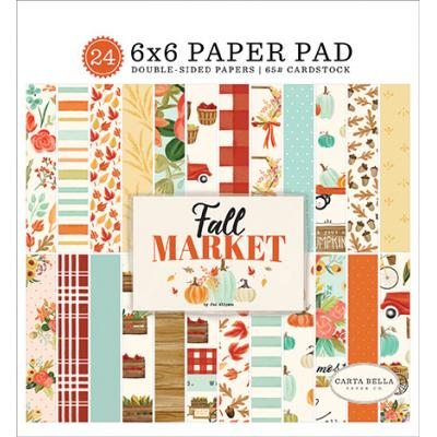 Carta Bella Fall Market - Paper Pad