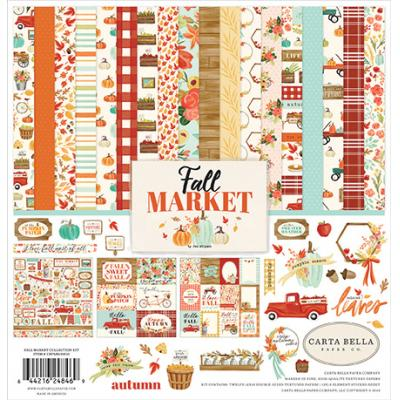 Carta Bella Fall Market - Collection Kit
