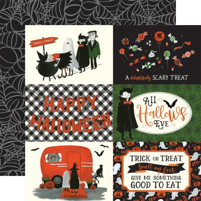 Echo Park Trick or Treat - Journaling Cards