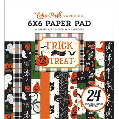 Echo Park Trick or Treat - Paper Pad