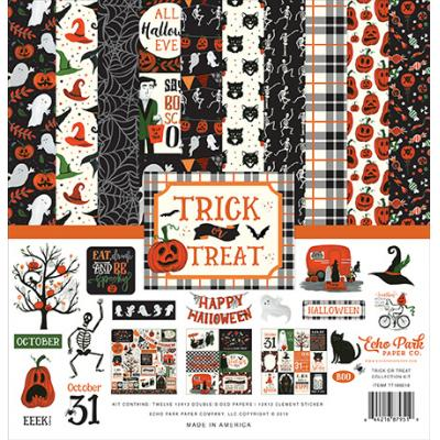 Echo Park Trick or Treat - Collection Kit