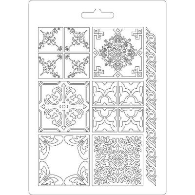 Stamperia Soft Mould - Azulejos
