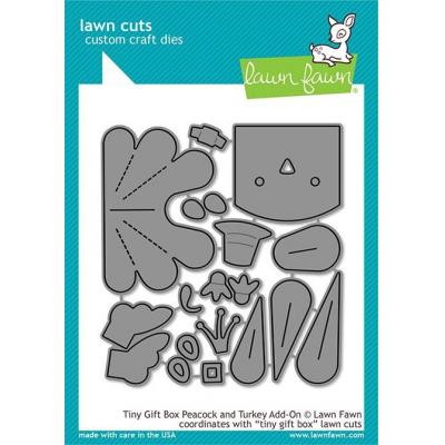 lawn cuts//stanzschablone Puffy Star stackables Lawn Fawn