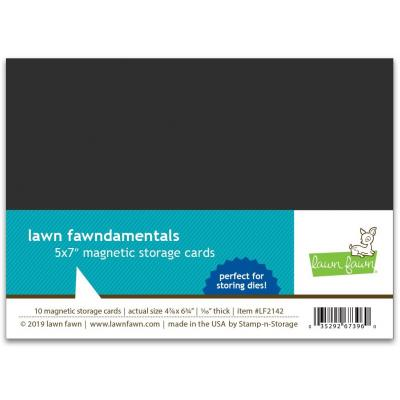 Lawn Fawn Magnetbögen - Magnetic Storage Cards