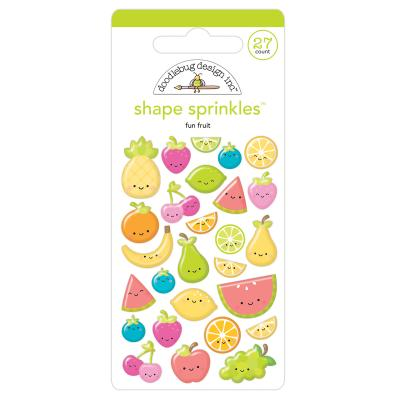 Doodlebug Sweet Summer - Fun Fruit