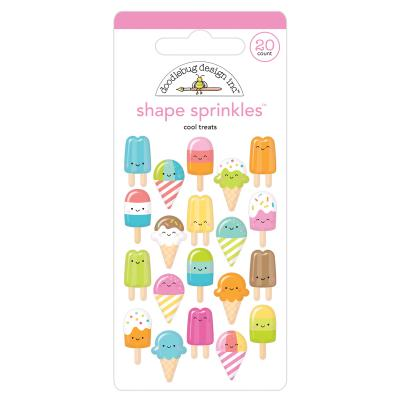Doodlebugs Sweet Summer - Cool Treats