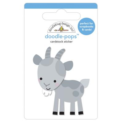 Doodlebugs Down on the Farm - Doodle-Pops - Billy Goat