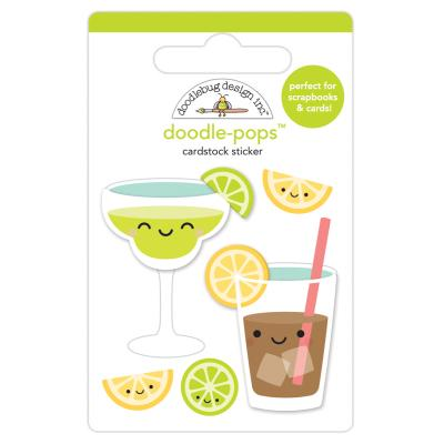 Doodlebugs Sweet Summer - Summer Sippers