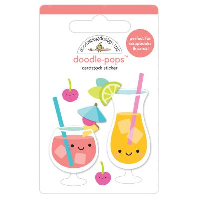 Doodlebug Sweet Summer - Fruit Punch