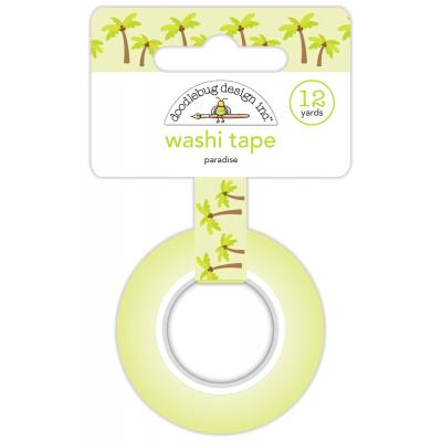 Doodlebug Sweet Summer Washi Tape - Paradise