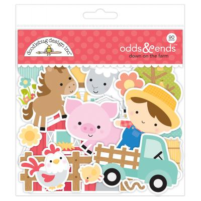 Doodlebugs Down on the Farm - Odds & Ends