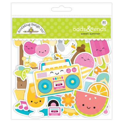 Doodlebug Sweet Summer - Odds & Ends