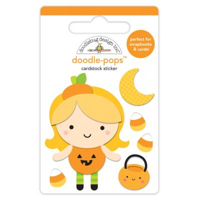 Doodlebugs Pumpkin Party - Little Pumpkin