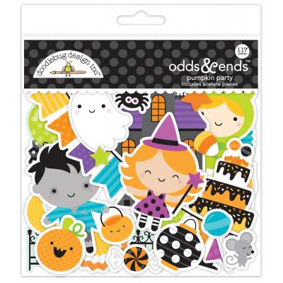 Doodlebugs Pumpkin Party - Odds & Ends