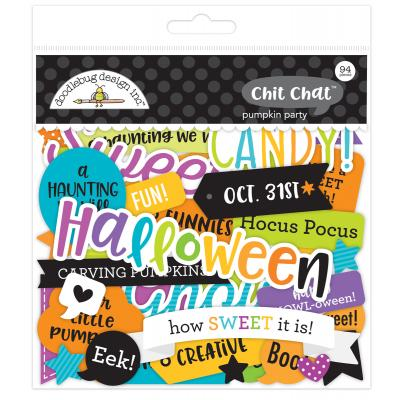 Doodlebugs Pumpkin Party - Chit Chat