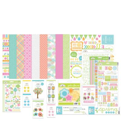 Doodlebugs Simply Spring - Spring Values Bundle