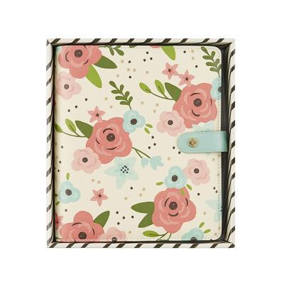 Carpe Diem Planner A5 boxed set cream blossom