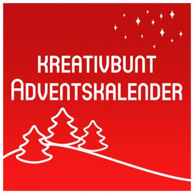 kreativbunt Adventskalender 2018