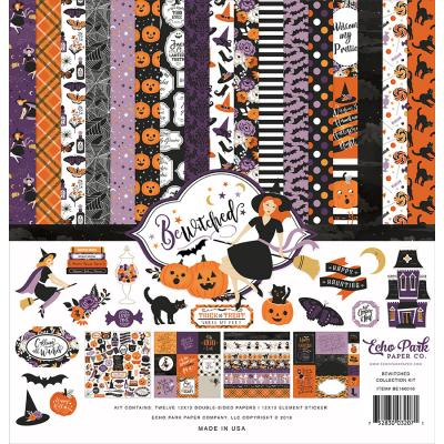 Echo Park Bewitched - Collection Kit