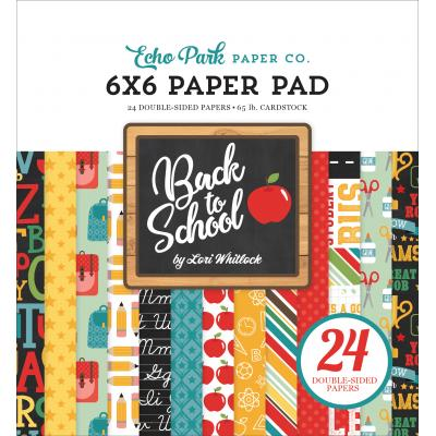 Echo Park Back to School - Paper Pad