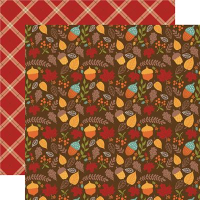 Echo Park Celebrate Autumn - Autumn Acorns