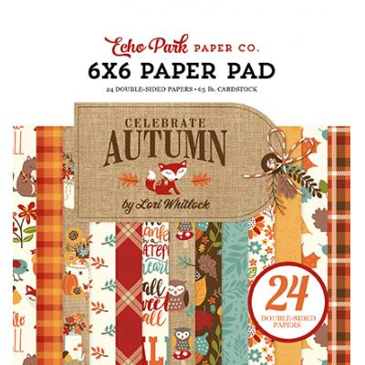 Echo Park Celebrate Autumn - Paper Pad