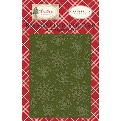 Carta Bella Christmas - Jolly Snowflakes