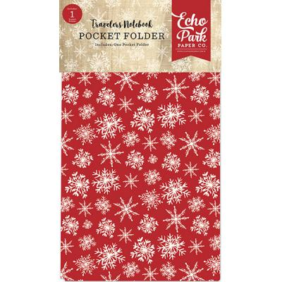Carta Bella Christmas - Pocket Folder