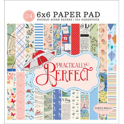 Carta Bella Practically Perfect - Paper Pad